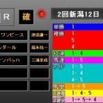 新潟記念2018 レース結果