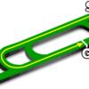 新潟芝2000m外回り コース図